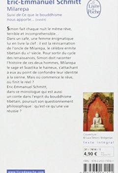 Livres Couvertures de Milarepa