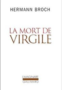 Livres Couvertures de La Mort de Virgile