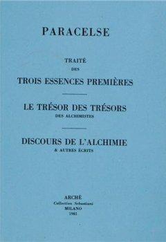 Livres Couvertures de Traité des trois essences premières