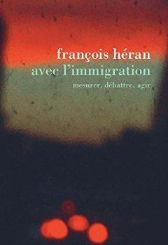 Livres Couvertures de Avec l'immigration