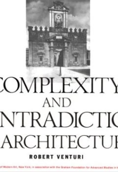 Livres Couvertures de Complexity and Contradiction in Architecture
