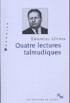 Livres Couvertures de Quatre lectures talmudiques