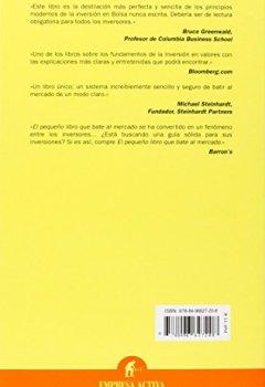 Livres Couvertures de Pequeno Libro Que Bate Al Mercado/ the Little Book That Beats the Market