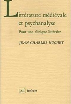 Livres Couvertures de Littérature médiévale et psychanalyse
