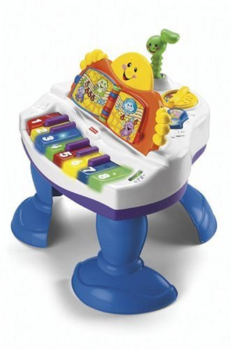 Fisher Price Laugh & Learn Interactive Baby Grand Piano