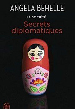 Livres Couvertures de La Société (Tome 9) - Secrets diplomatiques