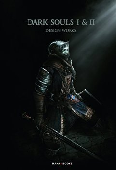 Livres Couvertures de Dark Souls I & II Design Works