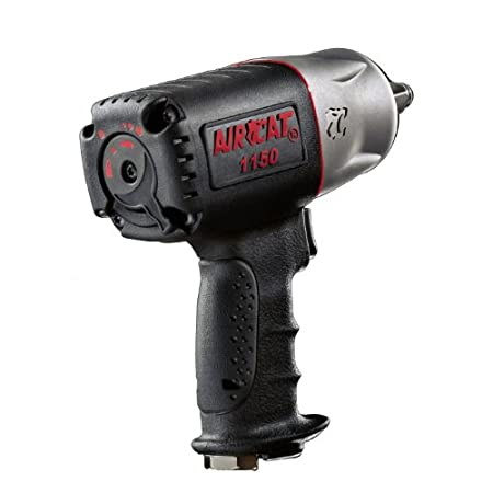 1150 Killer Torque Twin Hammer Impact Wrench. The sheer power and performance of 1,295-Feet-pounds (ft-lb) of loosening torque and 1,400 Blows Per Minute makes this the strongest hard hitting Twin Hammer 1/2 Impact Wrench on the market. A light weigh...