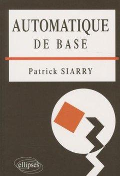 Livres Couvertures de Automatique de base