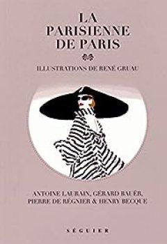 Livres Couvertures de La Parisienne de Paris