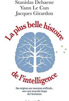 Livres Couvertures de La Plus Belle Histoire de l'intelligence