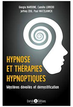 Livres Couvertures de Hypnose et thérapie hypnotique