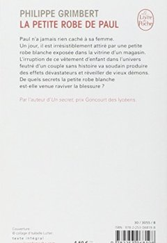 Livres Couvertures de La Petite Robe de Paul