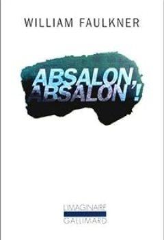 Livres Couvertures de Absalon, Absalon!