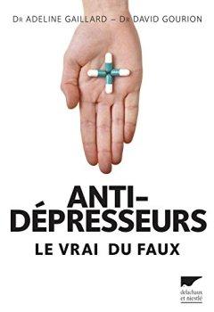 Livres Couvertures de Antidépresseurs