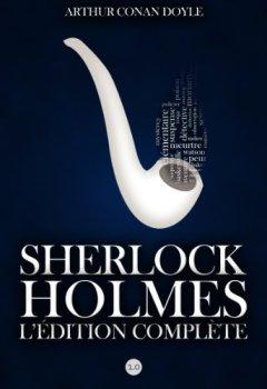 Livres Couvertures de Sherlock Holmes : L'Edition Complete