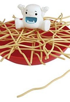 Livres Couvertures de Yeti in my Spaghetti – Yéti dans mes spaghettis ! Version Anglaise