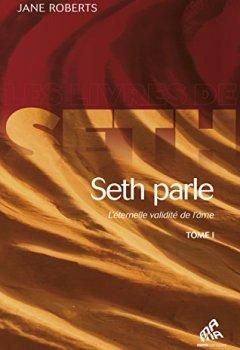 Livres Couvertures de Seth Parle, Tome I: L'éternelle validité de l'âme