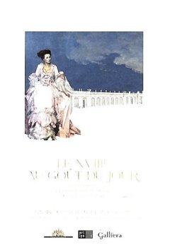 Livres Couvertures de Le XVIIIe au goût du jour : Couturiers et créateurs de mode au grand trianon