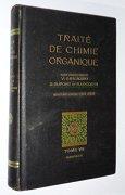 Livres Couvertures de Traité de chimie organique, Tome VIII, Fascicule I