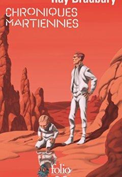 Livres Couvertures de Chroniques martiennes
