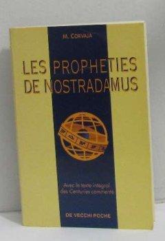 Livres Couvertures de Les prophéties de Nostradamus