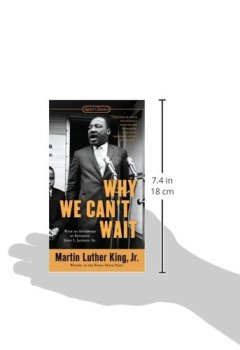 Buchdeckel von Why We Can't Wait (Signet Classics)