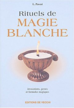 Livres Couvertures de Rituels de magie blanche