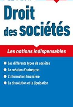 Livres Couvertures de Le petit Droit des sociétés 2017 - Les notions indispensables