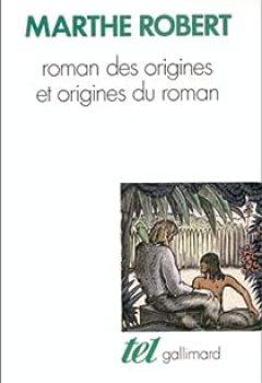 Livres Couvertures de Roman des origines et origines du roman