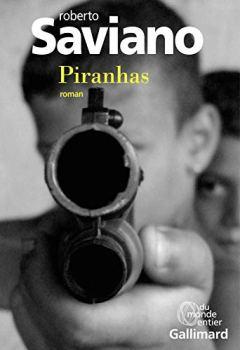 Livres Couvertures de Piranhas