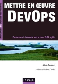 Livres Couvertures de Mettre en oeuvre DevOps - Comment évoluer vers une DSI agile