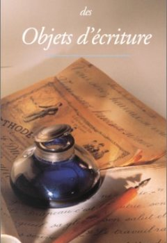 Livres Couvertures de L'ABCdaire des objets d'écriture