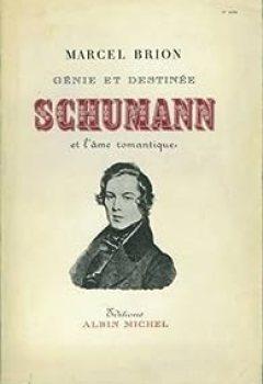 Livres Couvertures de Génie et destinée : Schumann et l'âme romantique