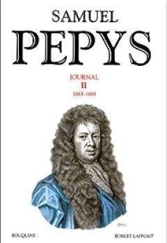 Livres Couvertures de Samuel Pepys : Journal, tome 2