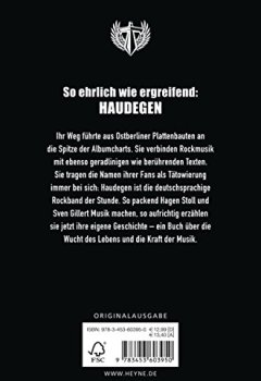 Buchdeckel von Haudegen: Zusammen sind wir weniger allein