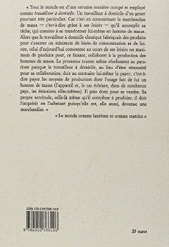 Livres Couvertures de L'obsolescence de l'homme : Sur l'âme à l'époque de la deuxième révolution industrielle, 1956