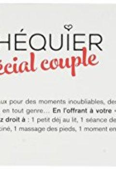 Livres Couvertures de Le chéquier spécial couple: 20 moments cadeaux juste pour toi