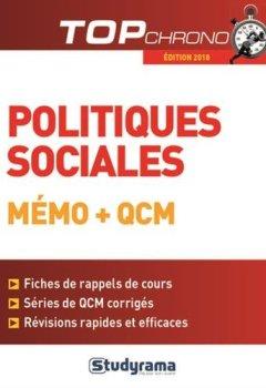 Livres Couvertures de Politiques sociales