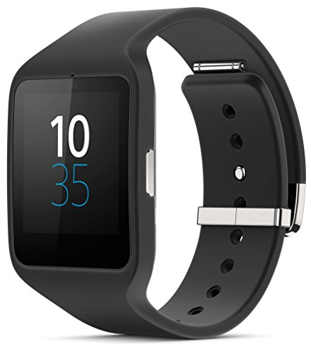 "Sony Smartwatch 3 Classic - Smartwatch Android (pantalla 1.6"", 4..."