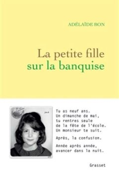 Livres Couvertures de La petite fille sur la banquise: récit