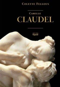 Livres Couvertures de Camille Claudel