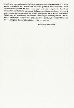 Livres Couvertures de Les Origines de l'Alchimie