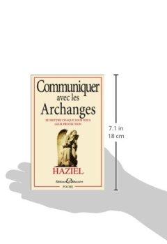 Livres Couvertures de Communiquer avec les Archanges