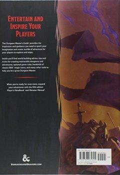 Livres Couvertures de Dungeon Master's Guide