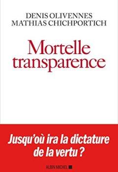 Mortelle Transparence de Indie Author