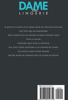 Livres Couvertures de Dame en Lingerie