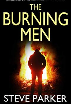 Livres Couvertures de THE BURNING MEN an absolutely gripping killer thriller with a huge twist (English Edition)