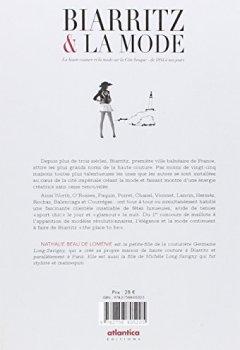 Livres Couvertures de Biarritz et la mode