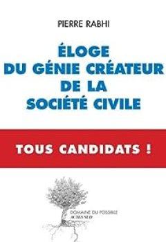 Éloge Du Génie Créateur De La Société Civile